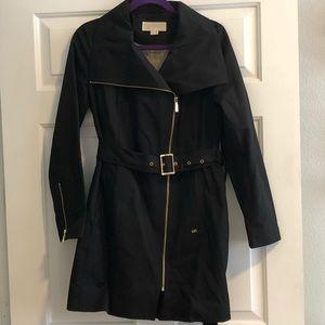 Michael by Michael Kors Black 3/4  Coat Small